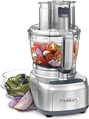 Cuisinart Food Processor - 13 cup - Silver