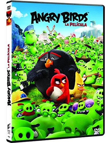 Angry Birds: La Película [DVD]
