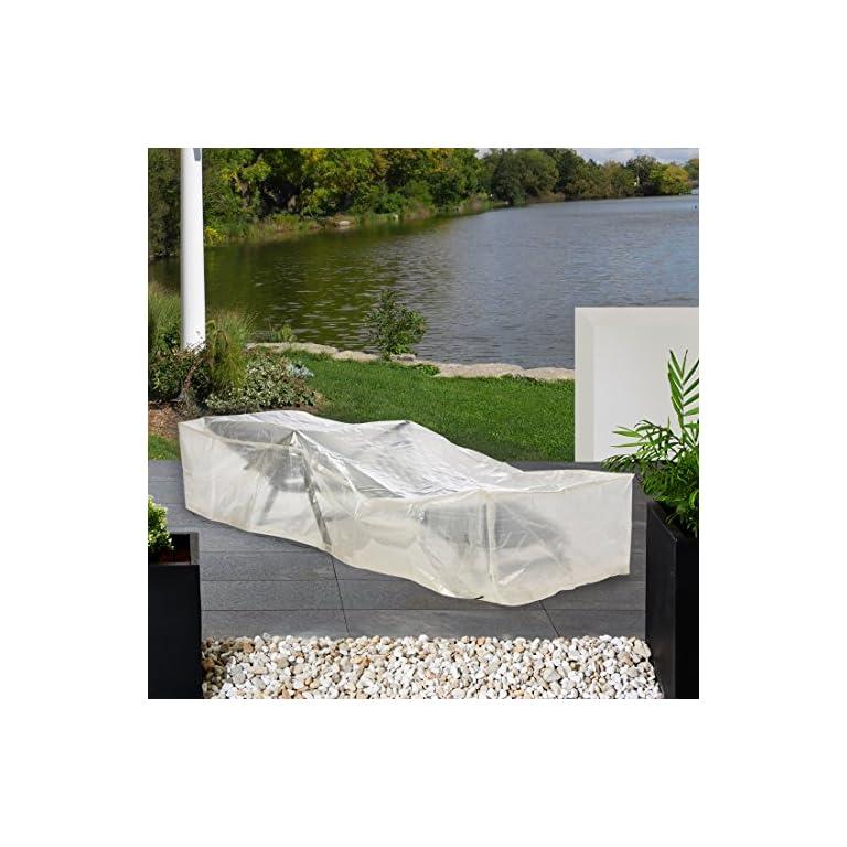 Ultranatura-Gartenliege-Schutzhuelle-transparent-210-x-75-x-40-cm
