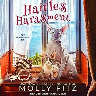 Hairless Harassment cover art