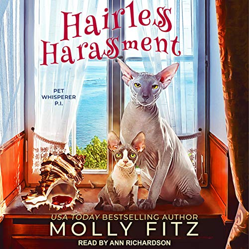 Hairless Harassment Audiobook By Molly Fitz cover art