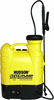 Best hudson never pump battery operated sprayer Reviews