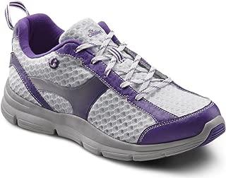 Women's Meghan Purple Diabetic Athletic Shoes