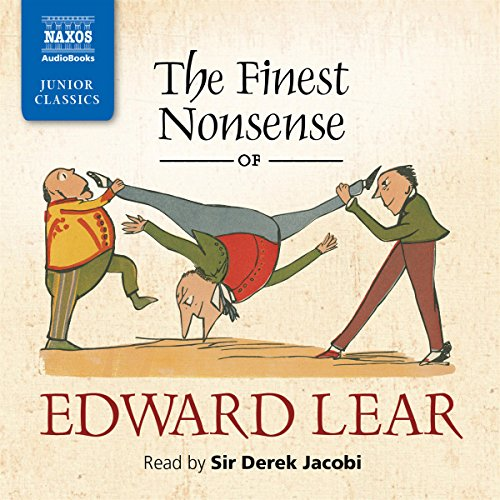 The Finest Nonsense of Edward Lear cover art