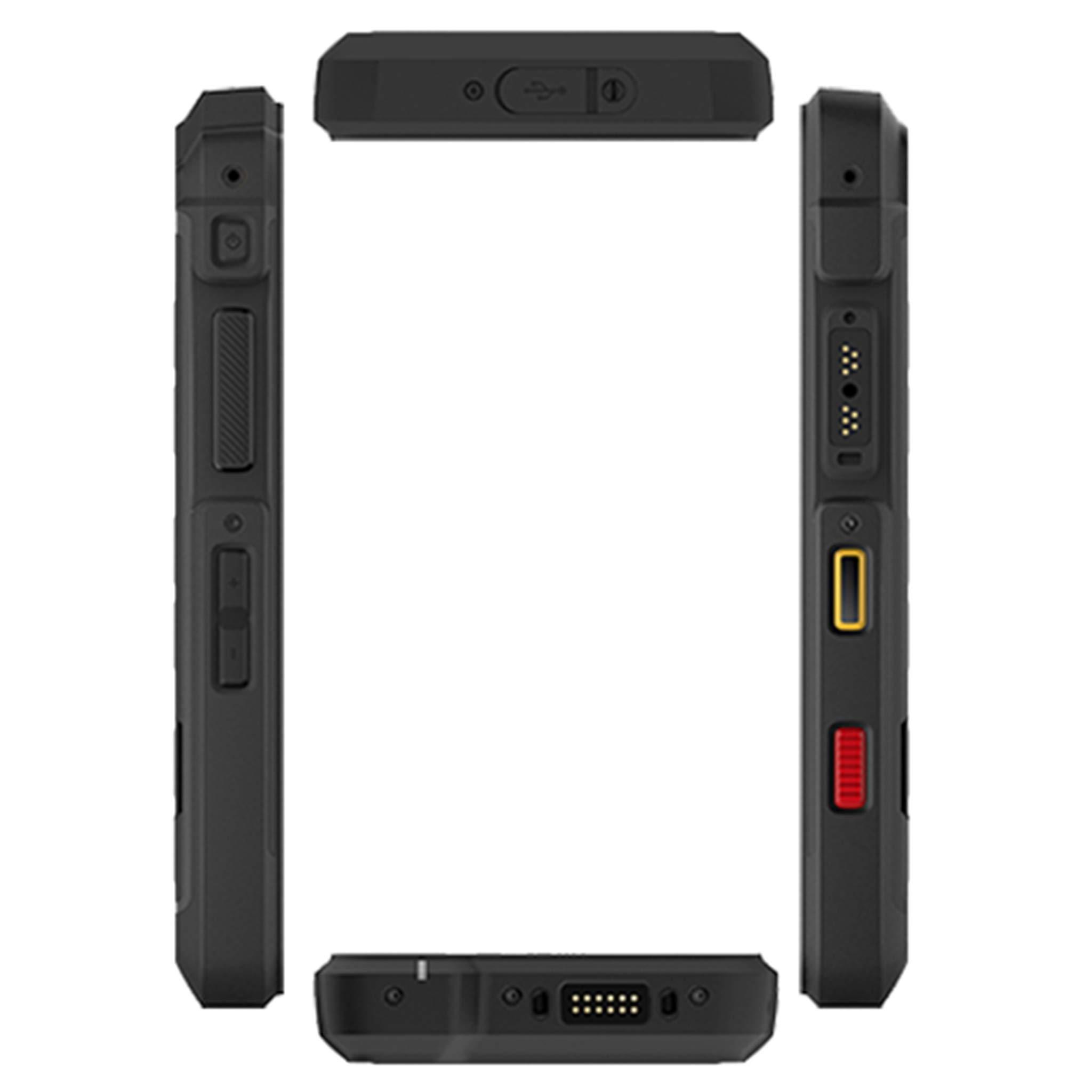 Sonim XP8 XP8800 Dual-SIM 64GB IP68/IP69 (GSM Only, No CDMA) Factory Unlocked 4G/LTE Rugged Smartphone (Black) - International Version