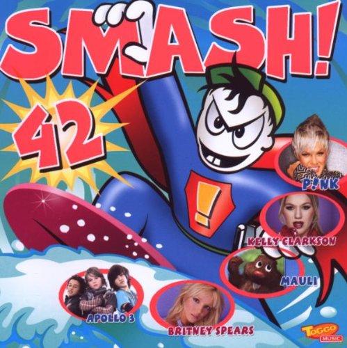 SMASH  VOL 42  KELLY CLARKSON  APOLLO 3  PINK