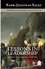 Lessons in Leadership: A Weekly Reading of the Jewish Bible Kindle Edition