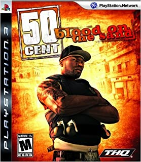 50 Cent: Blood on the Sand (B0019VMGNS) | Amazon price tracker / tracking, Amazon price history charts, Amazon price watches, Amazon price drop alerts