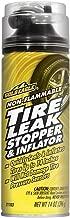 Gold Eagle 21703 Non-Flammable Tire Leak Stopper and Inflator - 14 av. oz.