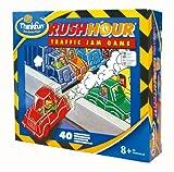 Thinkfun 855008 Rush Hour - Juego de mesa, versión escandinava [importado de Alemania]
