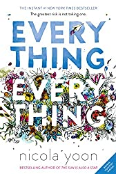 Loving The Fault In Our Stars by John Green? Try Everything Everything