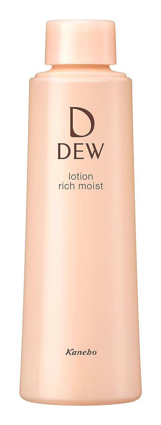 アラビア語無視する死DEW ローション とてもしっとり レフィル 150ml 化粧水