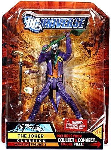 DC Universe - Exclusive - JOKER - Wave 10 - Imperiex serie - 6inch 15cm