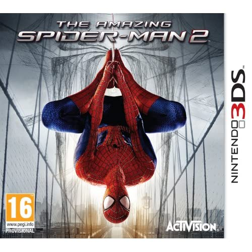 Activision The Amazing Spider-Man 2, 3DS - video games (3DS, Nintendo 3DS, Action / Adventure, Beenox, T (Teen), Basic, Activision)