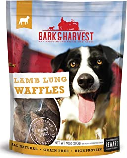Superior Farms Pet Provisions Lamb Lung Dog Treats | All Natural Dog Snacks from Our Farms | Real Protein Dog Chews | 100% Lamb.