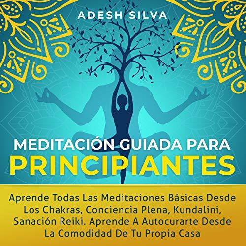Meditación Guiada Para Principiantes [Guided Meditation for Beginners] cover art
