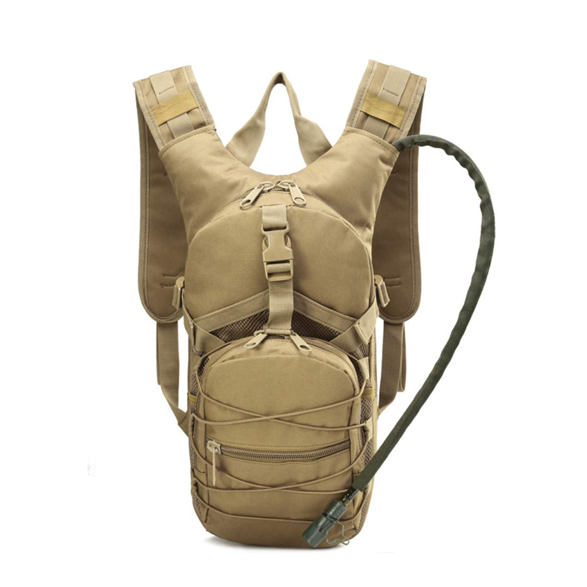 BraveHawkOutdoors Tactical Hydration Backpack Resistant