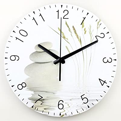 XIE@large wall clock modern design silent living room 3d wall decor clock fashion silent