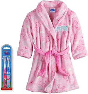 Amazon.com  Little Girls (2-6x) - Robes   Sleepwear   Robes ... c3ba9206c