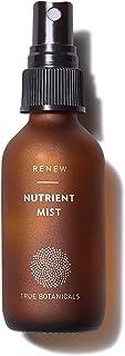 True Botanicals - Organic RENEW Nutrient Face Mist | Clean, Non-Toxic, Natural Skincare (2 fl oz | 59 ml)