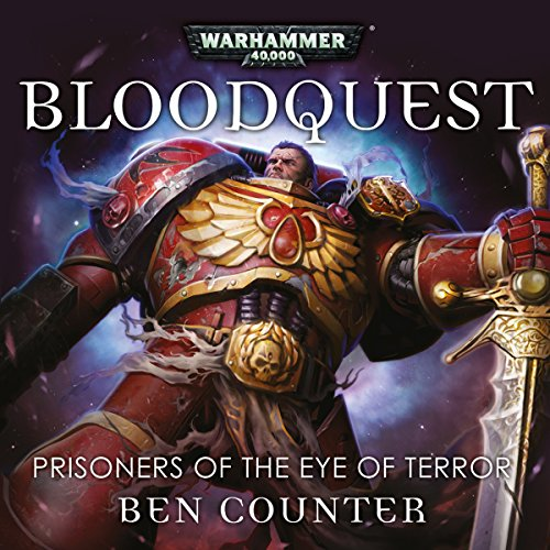 Bloodquest: Prisoners of the Eye of Terror audiobook cover art