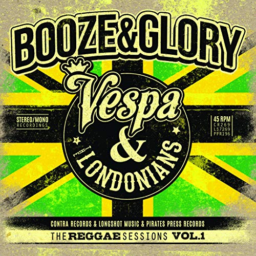 Vespa & Londonians-the Reggae Session Vol.1 (2019) [Vinyl LP]