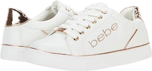 White/Rose Gold