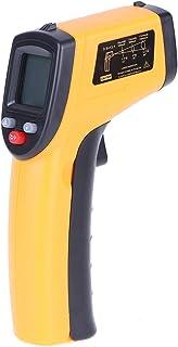KKmoon Digitales Infrarot Thermometer  50 380 ° C Pyrometer berührungslos Temperaturmessgerät Temperaturmesser mit LCD Beleuchtung