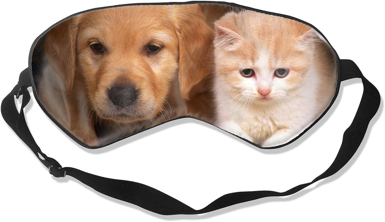 Dog and Cat Omaha Mall Popularity Soft Sleeping Eye Sleep Mask Block-Light B Cover