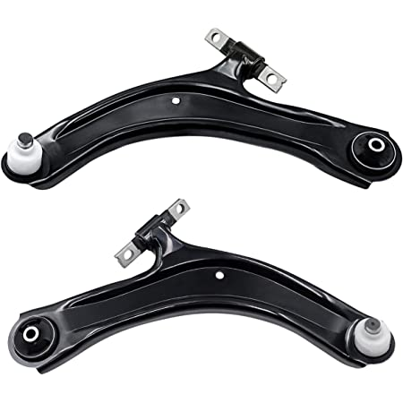 Dorman 524-840 Front Passenger Side Lower Suspension Control Arm and Ball Joint Assembly for Select Nissan Models