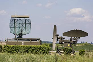 Posterazzi PSTTZG100752MLARGE Approach Radar and ILS at Czech Air Base Photo Print, 24 x 36, Multi