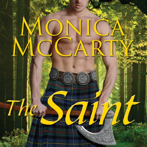 The Saint audiobook cover art