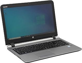 中古パソコン Windows10 ノート 一年保証 HP ProBook 450 G3 Core i7 6500U 2.5(~最大3.1)GHz MEM:16GB(NEW) SSD:512GB(NEW) DVD-ROM フルHD Webカメラ内...