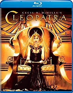cecil b demille cleopatra 1934