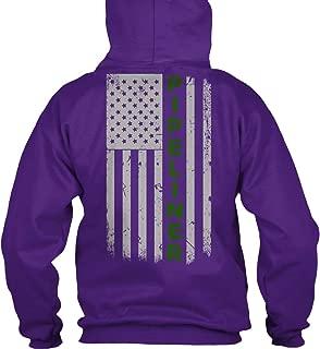 teespring Men's Pipeliner - Sweatshirt - Gildan 8Oz Heavy Blend Hoodie
