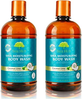Amazon com: tree hut - POSH PRODUCTS USA / Body Washes / Cleansers