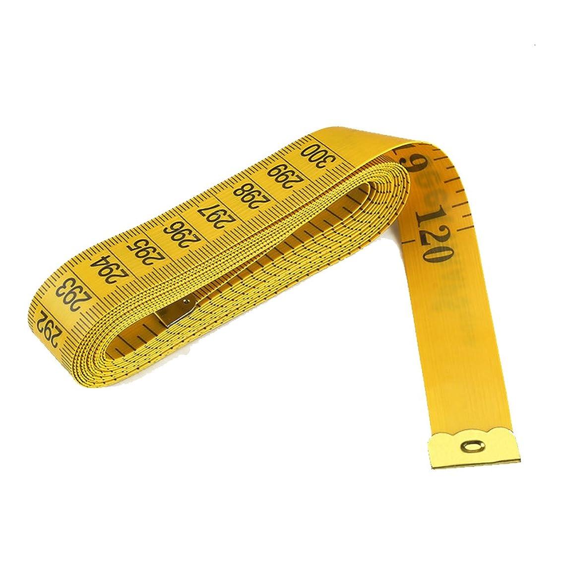 Tape Measure 120Inch 300 cm Tailor Tape Measure Cloth Body Ruler Sewing Tape Measure