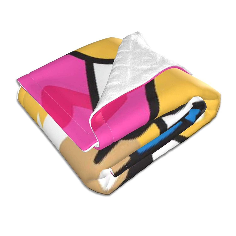 Aggr-Etsuko Higher Comfort Soft Baby Blanket,Plush Receiving Blanket for Boys Girls Toddlers Newborns