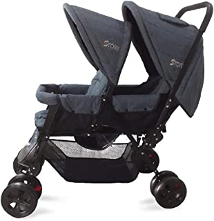 TEKNUM Story Double Baby Stroller