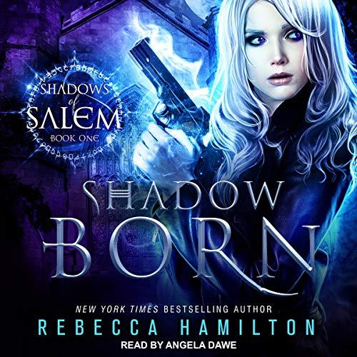 Shadow Born audiobook cover art