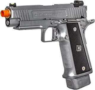 2011 DS 4.3 Training GBB Airsoft Pistol (Silver)