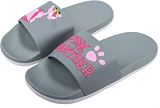 DD DARLING DEALS Women's FLIP Flops Slippers Slides Pink Panther