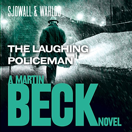 The Laughing Policeman audiobook cover art