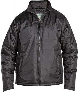 D555 Big Mens Cassian Light Padded Jacket Black