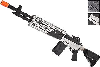 Evike CYMA M14 RIS EBR Custom Full Metal Airsoft AEG Sniper Rifle
