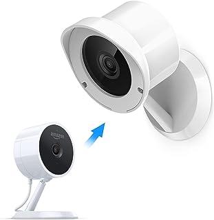 Amazon Cloud Cam Soporte de pared resistente a la intemperie 360 grados de protección ajustable interior al aire libre soporte y cubierta para Amazon Cloud Cam