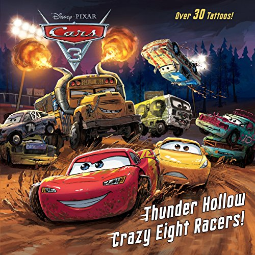 Thunder Hollow Crazy Eight Racers!
