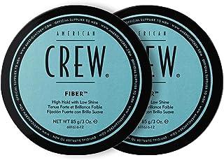 American Crew Fiber - Fibra moldeadora para hombres(2x 85gr)