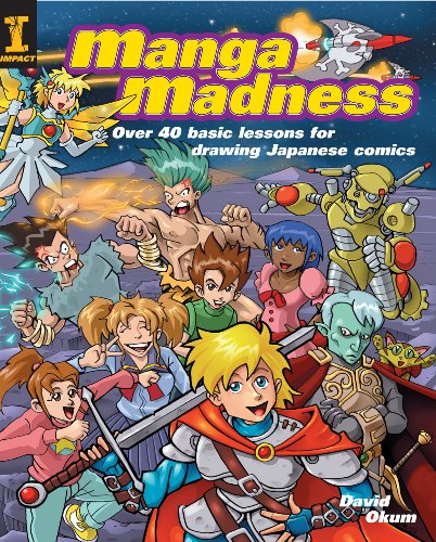 Manga Madness (English Edition)