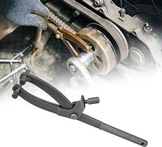 'N/A' Universal Haltewerkzeug Kupplung Blockierwerkzeug Schwungrad Kupplung Schlüssel Werkzeug geeignet für Schwungrad Variatorkupplung und Riemenscheiben an Rollern und Motorrädern